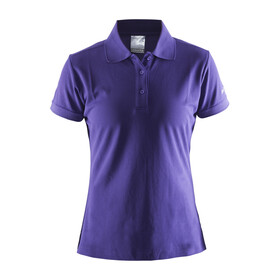 Craft Classic Polo Pique Shirt Women vision